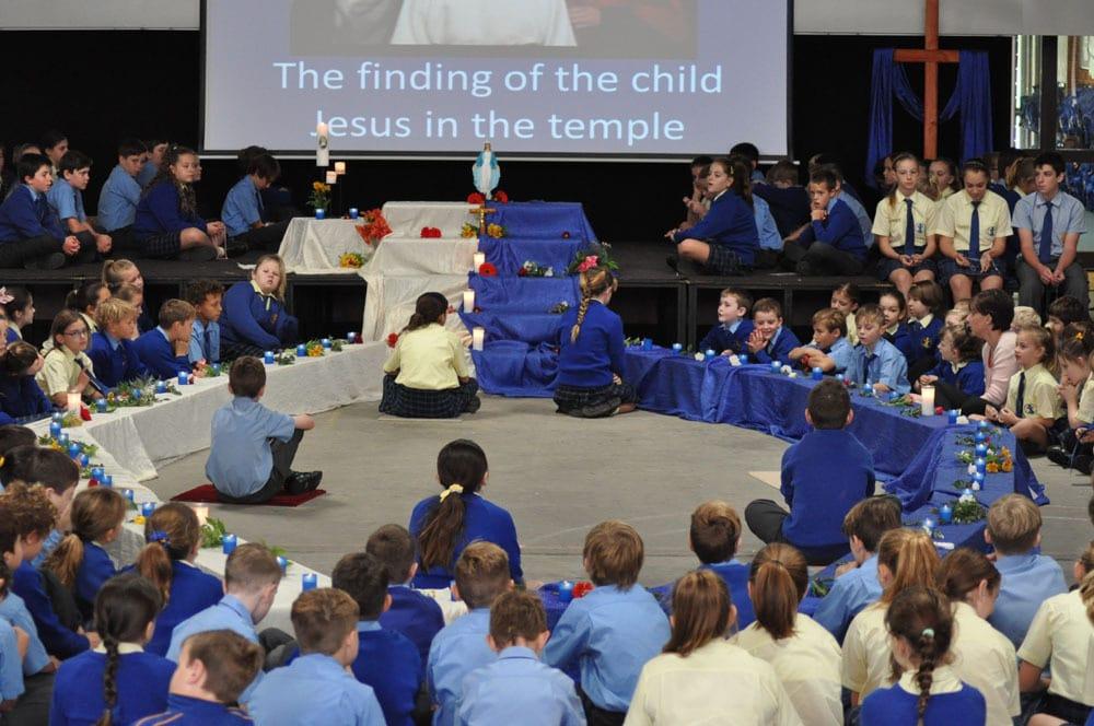 Year of Mercy at Leschenault Catholic Primary School, Australind