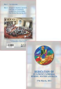 Dedication Mass DVD Set